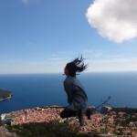 魔女の宅急便。 Sami from クロアチア。