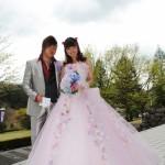Happy Wedding!2015.4.12