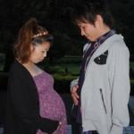 元気な赤ちゃん産んでねぇ~!!!