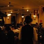 クリスマスディナー終了~